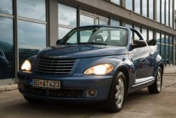 Аренда Chrysler PT Cruiser Cabrio